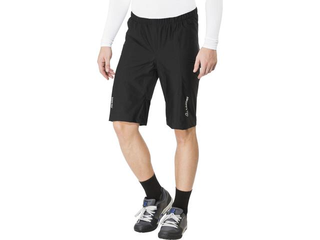 Löffler GTX Active Bike Shorts Herren schwarz